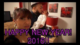 Vlog:: Happy New Year! 2016