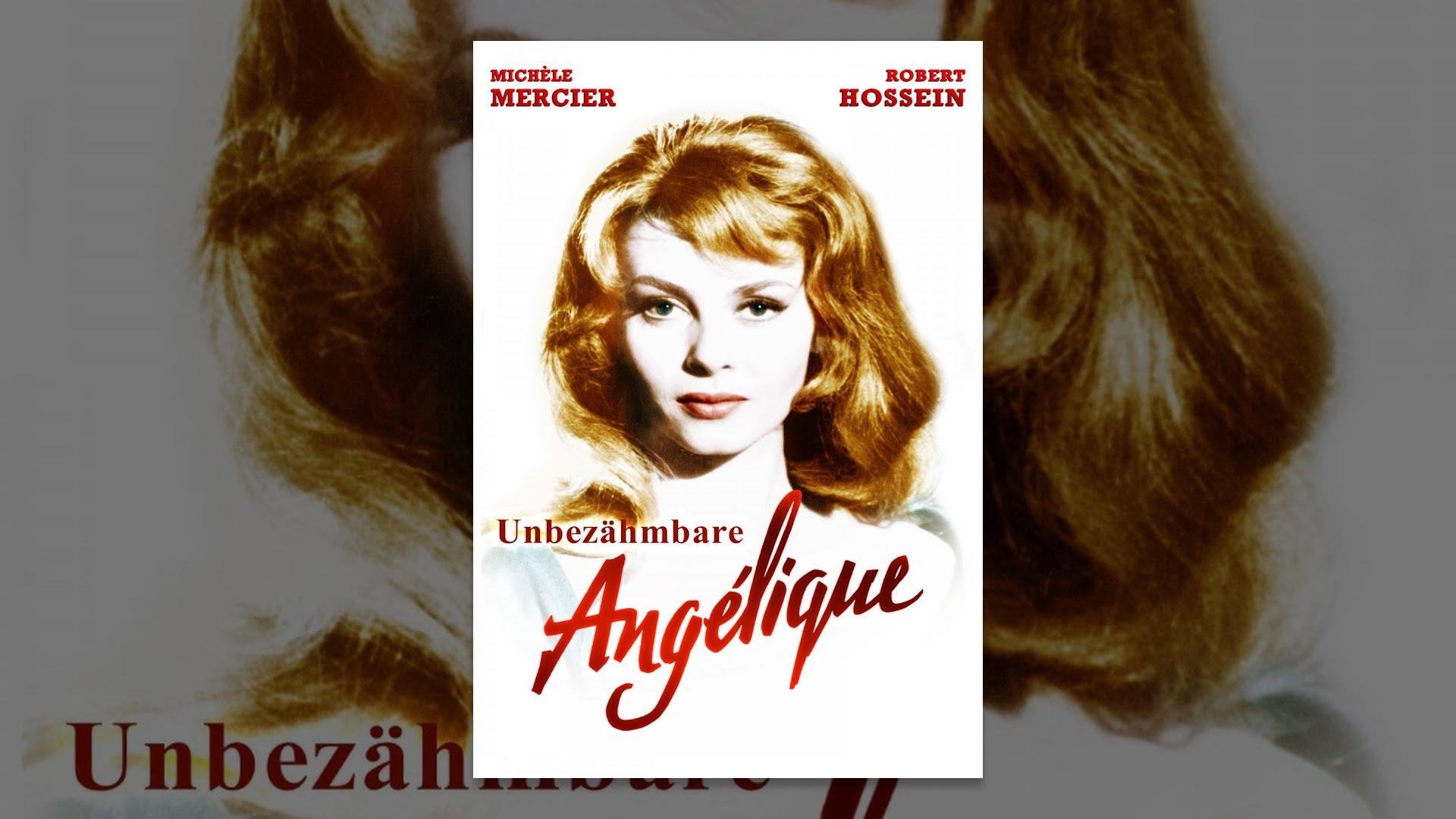 Unbezähmbare Angélique