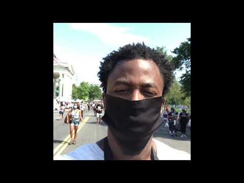 March on Washington creative response - Jason Bowen