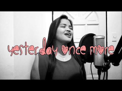 Yesterday Once More by Carpenters | Cover