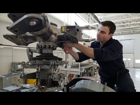 Occupational Video - Aircraft Maintenance Engineer/Technicia