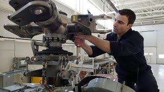 Occupational Video - Aircraft Maintenance Engineer/Technician