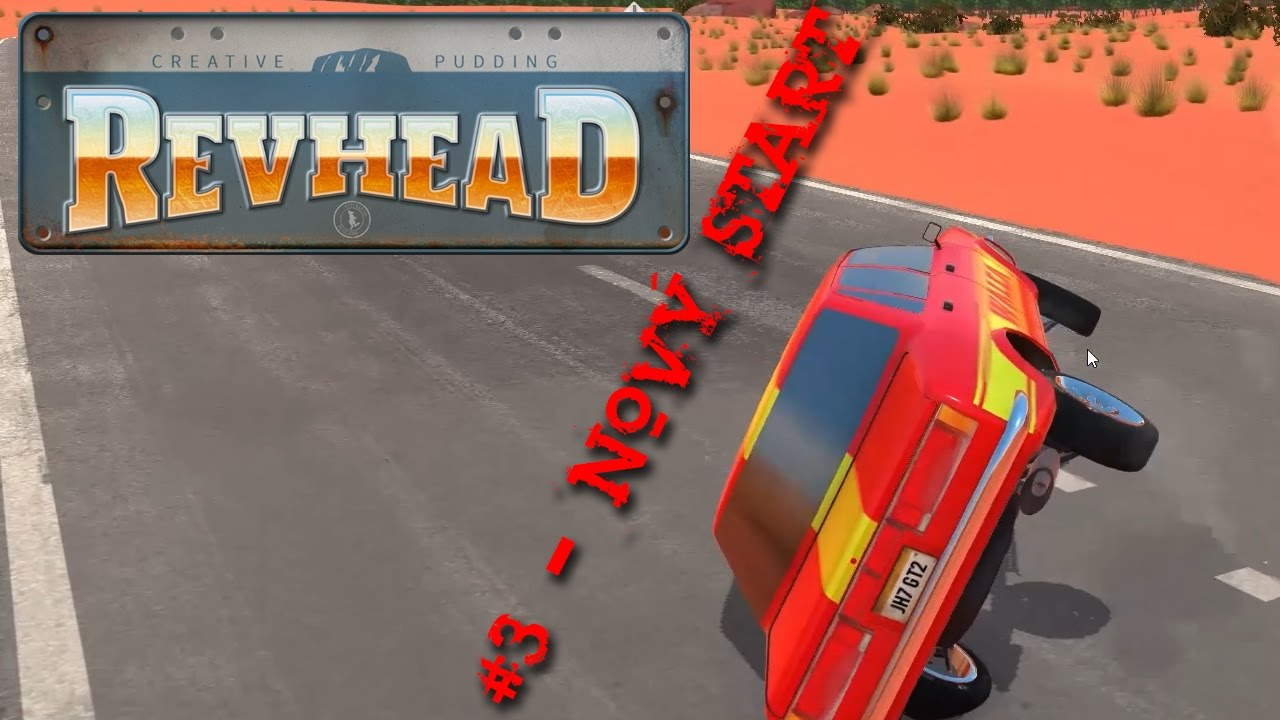 revhead save game