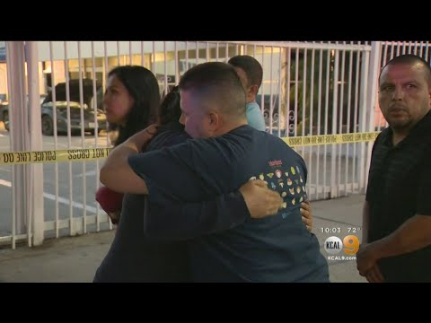 Man Shot To Death In South Gate