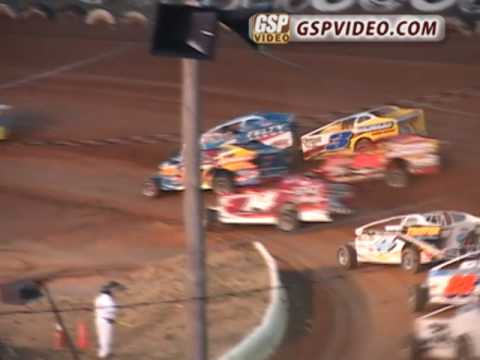 Big Block Modifieds - 4/2/2010 Big Diamond Raceway