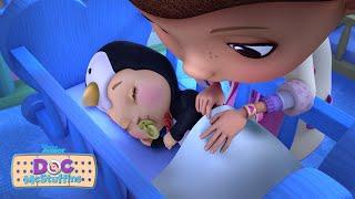 Peek-A-Boo 🙈 | Doc McStuffins Baby | Disney Junior
