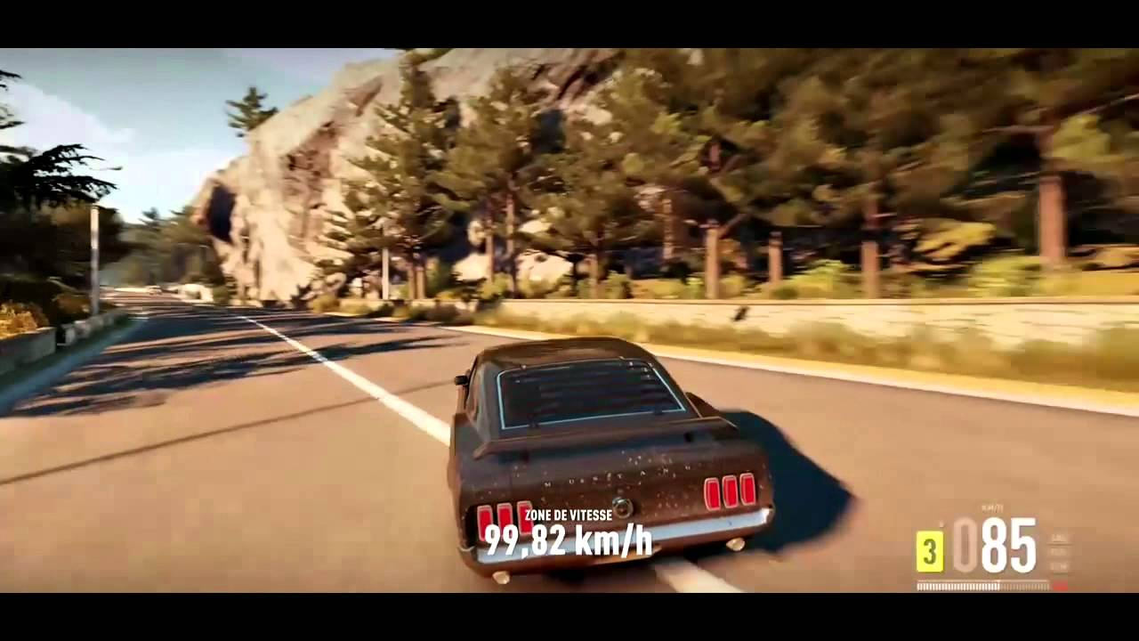 1969 Ford Mustang Boss 302 Drift Forza Horizon 2 Youtube