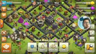 Clash of Clans - Finding a new farming clan with great donation ? Join here !