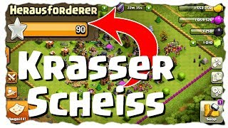 KRASSER SCHEISS - IM COMMUNITY CLAN | Clash of Clans Deutsch | Let´s Play COC