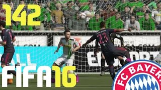 "FIFA 16 ""FC Bayern"" [Deutsch/HD/60FPS] #142 vs Bor. Mönchengladbach"