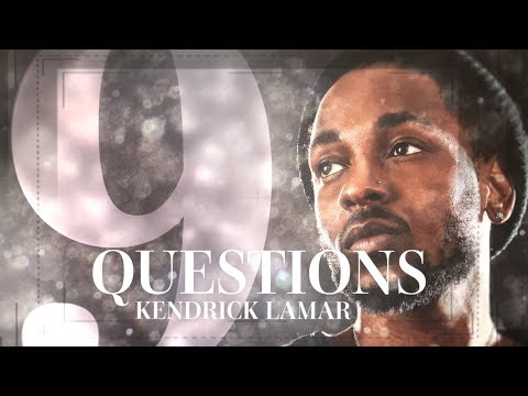 Kendrick Lamar on