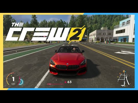 MY RECENT NEW CARS (THE CREW 2) NEW Z4! |