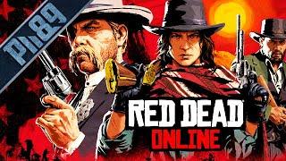 A TÖRVÉNY MOCSKOS EMBERE | Red Dead Online
