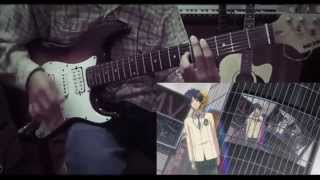 Chaos; Head Opening (Guitar Cover) TAB