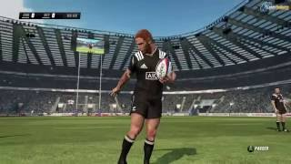 Rugby Challenge 3 : Rugby à 7 - Angleterre vs Nouvelle-Zélande