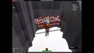 Roblox Snowboarding-3 Awesome Races