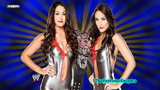 "Bella Twins 1st WWE Theme Song ""Feel My Body"" (WWE Edit)"