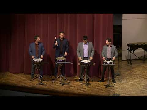 Quartet For Four Snare Drums By Kevin Bobo - Orphic Percussion