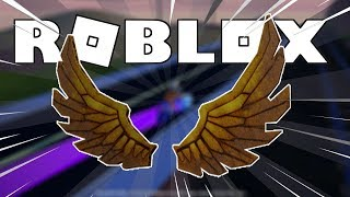 HOW to WIN the GOLDEN WING on ROBLOX! (DIY Golden Bloxy Wings) | Bloxys 2019 Event