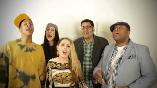 Kiss From A Rose (Seal Cover) - Band of Voices