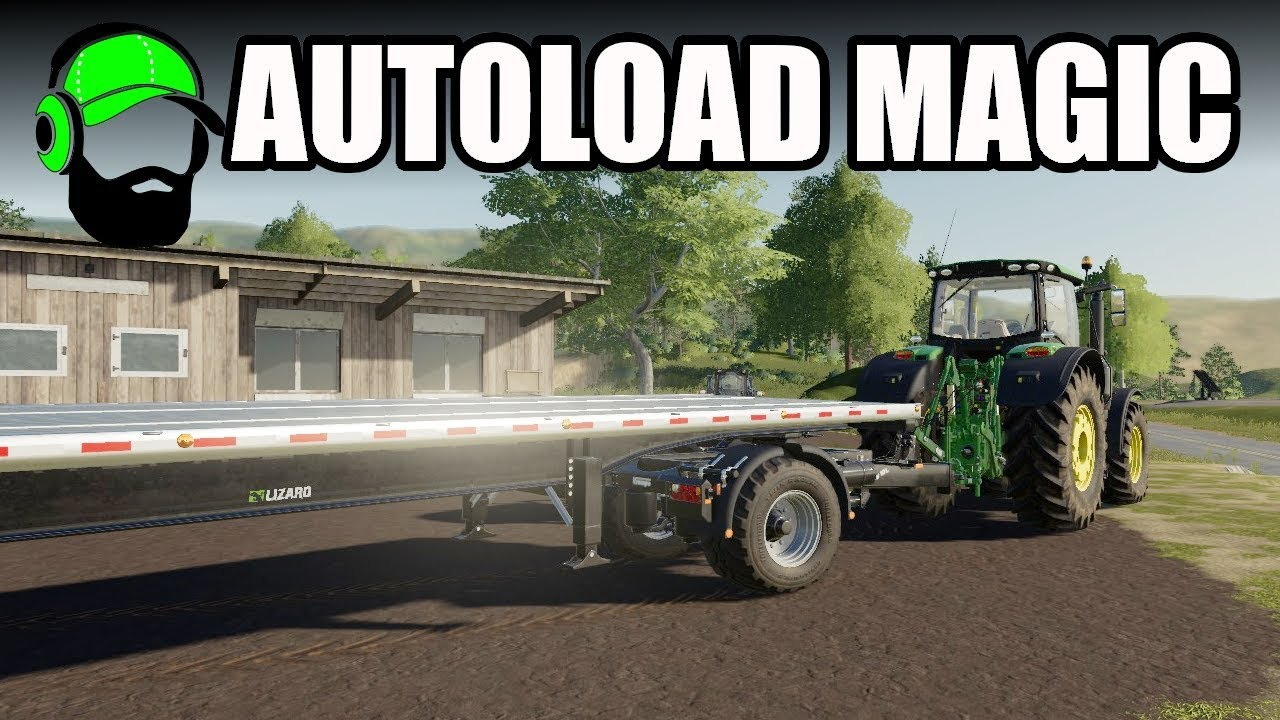 Farming Simulator 19 - Autoloader Magic -#FS19