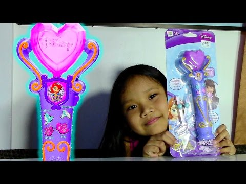 Disney Sofia the First Recording Microphone - Kids' Toys
