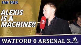 Video Gol Pertandingan Watford vs Arsenal