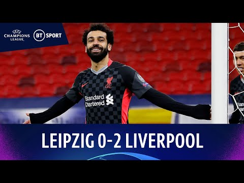 Leipzig v Liverpool (0-2) | Salah and Mané gives Reds timely win! | Champions League Highlights