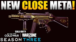 NEW Close Range Meta Weapons to Use in Warzone Season After Update| Best Class Setups/Loadouts