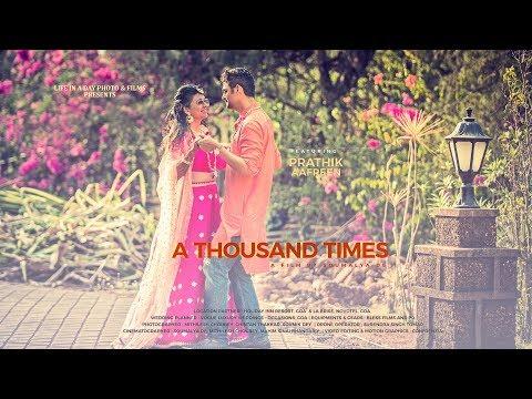 Life in a Day   Pratik & Aafreen   Best Cinematic Wedding Film   Goa