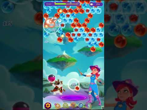 Bubble Witch 3 Saga Level 1144 ~ No Boosters