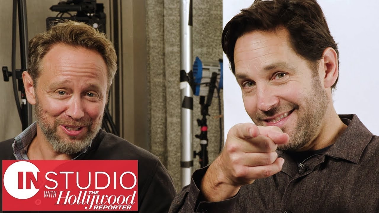'Living With Yourself' Star Paul Rudd & Timothy Greenberg Share Inspiration Behind Show | In Studio
