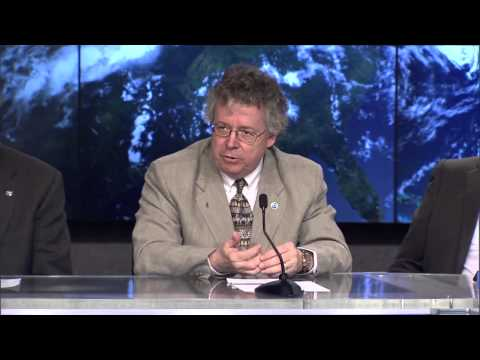 Deep Space Climate Observatory (DSCOVR) Briefing from Kenned