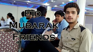Eid Mubarak to all Muslims