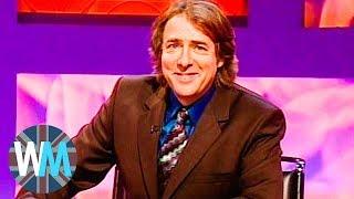 Top 10 British TV Show Presenters