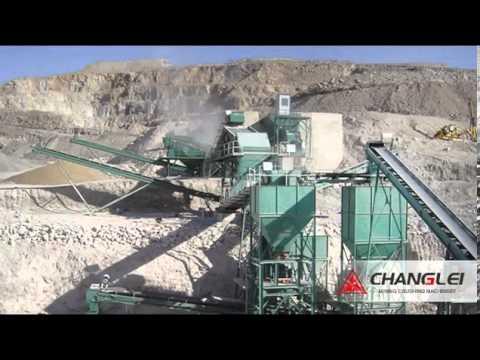 Granite crusher machine in Djibouti