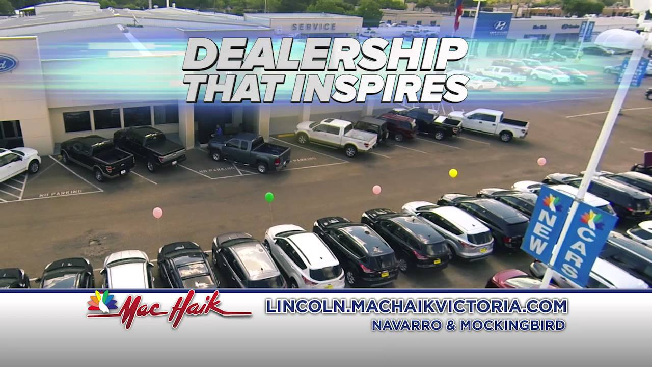 Mac Haik Ford Victoria >> Mac Haik Ford Victoria Lincoln