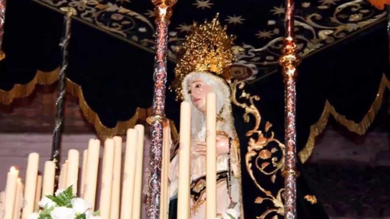 Semana santa ca ete de las torres 2014 youtube for Canete de las torres