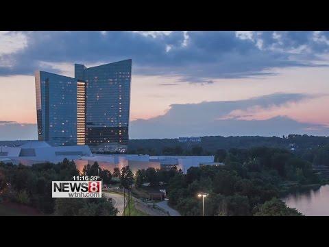 """Mohegan Sun adds new """"Earth"""" hotel"""