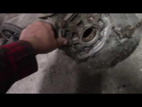 VW Mid engine tranny mods