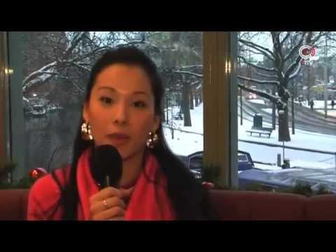 CRTV.NL: Miss China Europe 2009: Simwayn Tran (陳心慰)