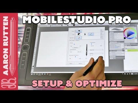 wacom-mobilestudio-pro-16-review:-setup-&-optimize-for-digital-art-(updated)