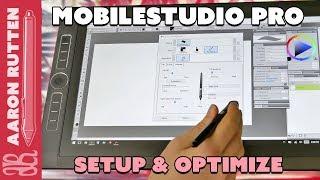 Wacom MobileStudio Pro 16 Review: Setup & Optimize for Digital Art (Updated)