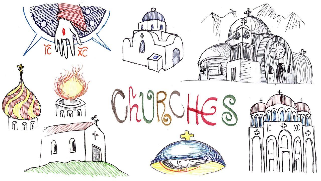 Churches (Kids Series)