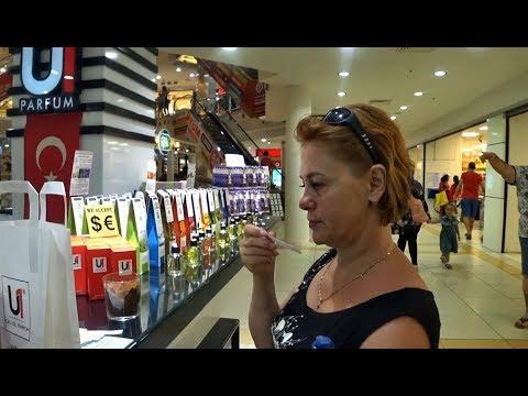 Торговый центр Аланиум в Алании Турция/покупаем турецкие духи/Турецкий ДНС TEKNOSA