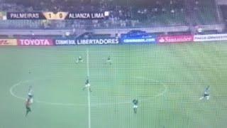 Palmeiras X Alianz Lima