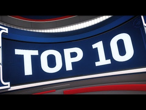 Top 10 Plays of the Night: November 25, 2017