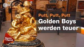 Prächtige Expertise für pompöse Prunkuhr - Bares für Rares vom 17.04.2019 | ZDF