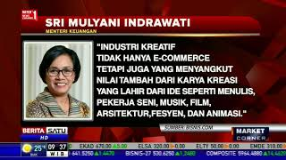 Video Sri Mulyani Ajak Anak Muda Kembangkan Industri Kreatif download MP3, 3GP, MP4, WEBM, AVI, FLV Juli 2018