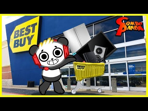Shopping at Best Buy +  Looking for the Best Black Friday Deals with Combo Panda